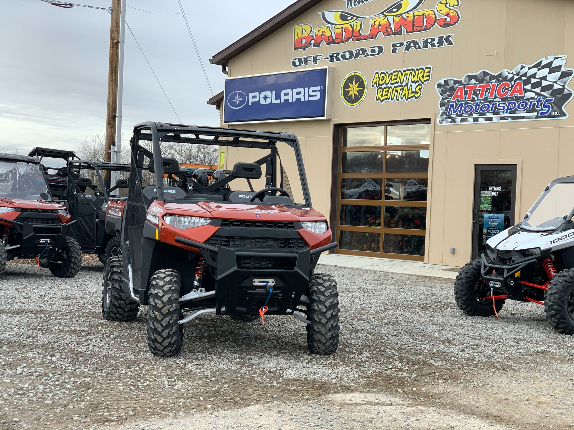 2020 Polaris Ranger XP 1000 Premium Back Country Package in Attica, Indiana - Photo 2