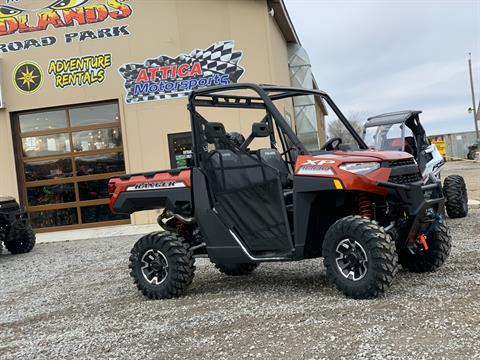 2020 Polaris Ranger XP 1000 Premium Back Country Package in Attica, Indiana - Photo 1