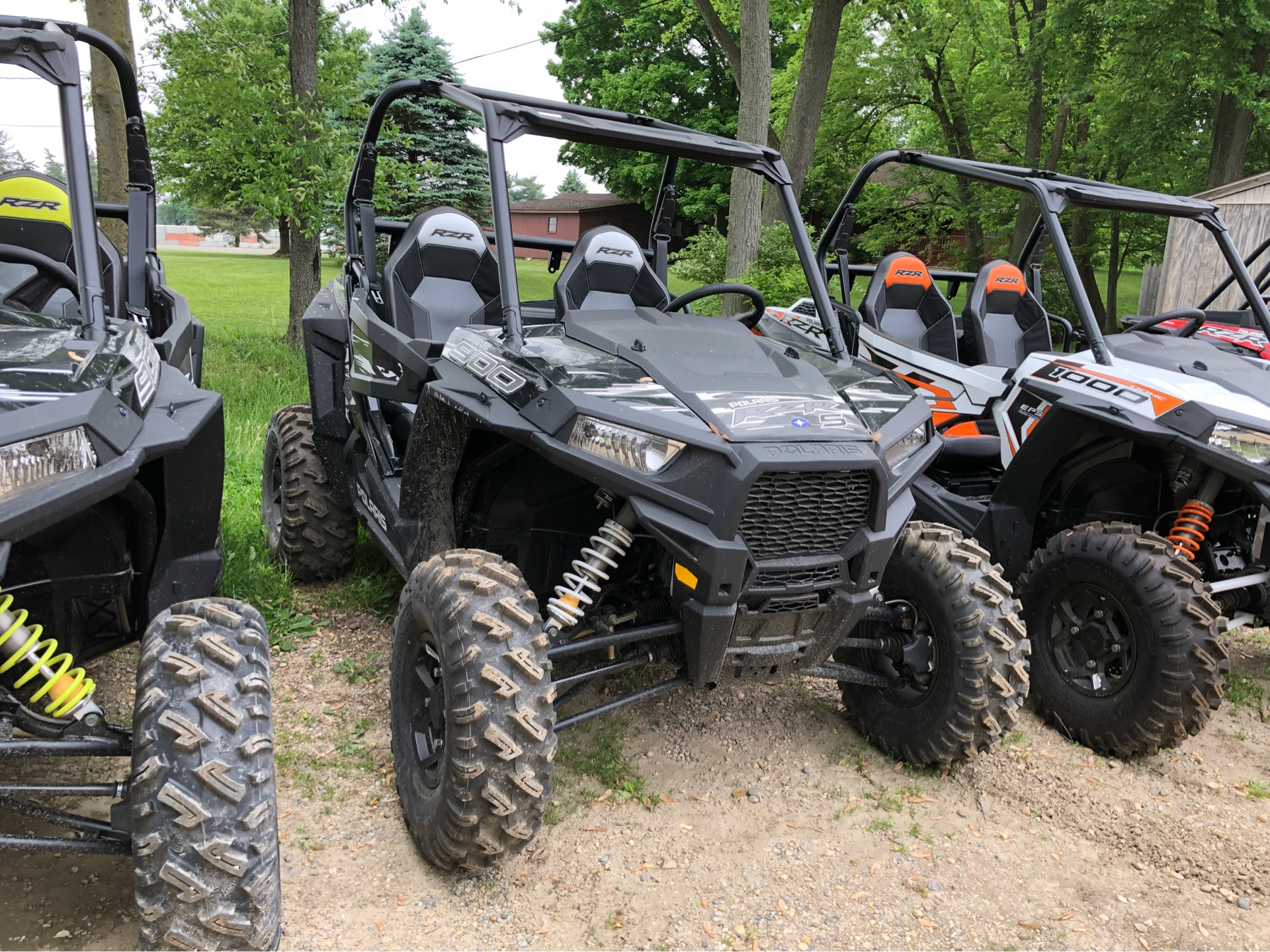 2018 Polaris RZR S 900 EPS in Attica, Indiana