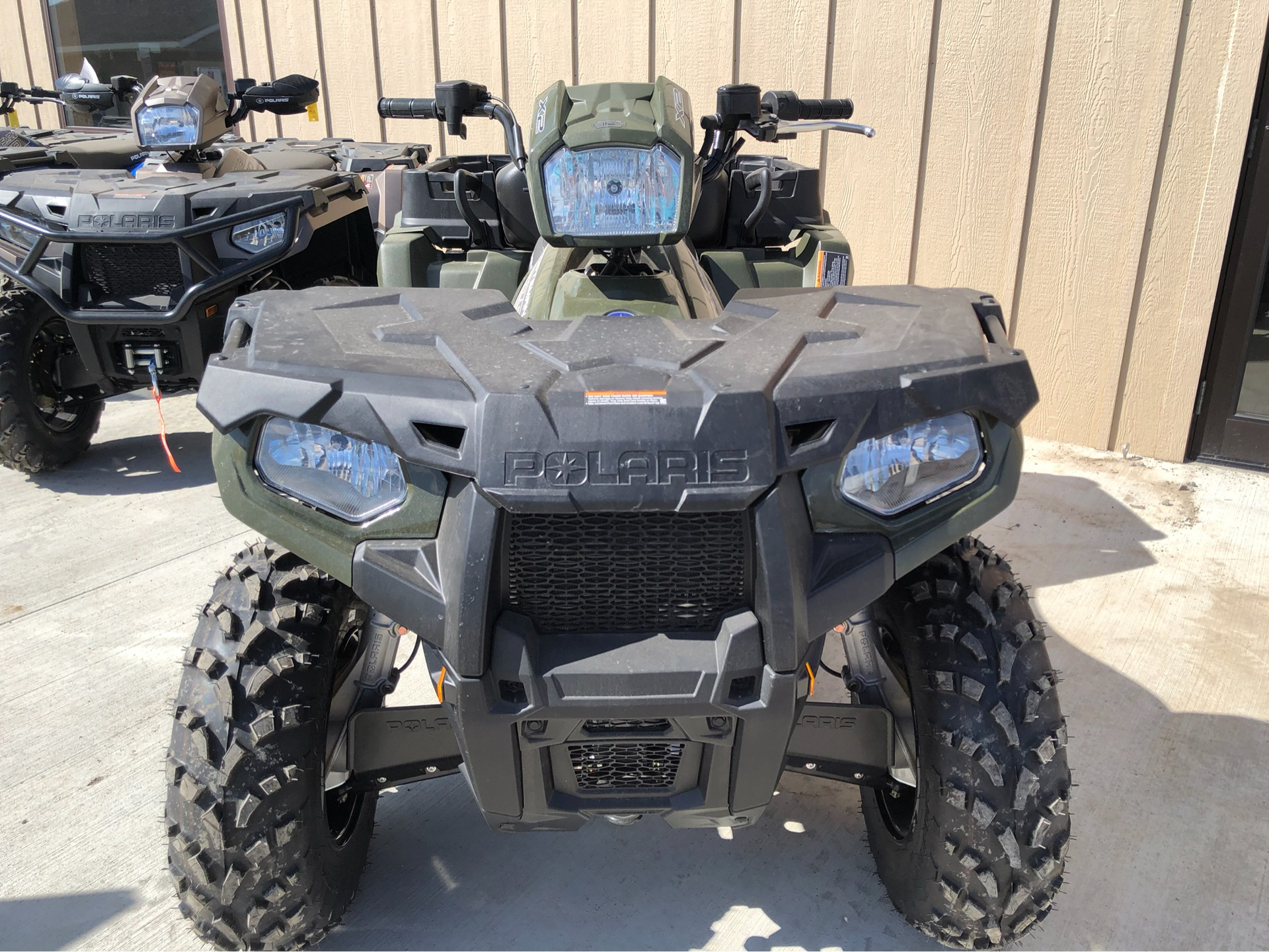 2020 Polaris Sportsman X2 570 in Attica, Indiana - Photo 2