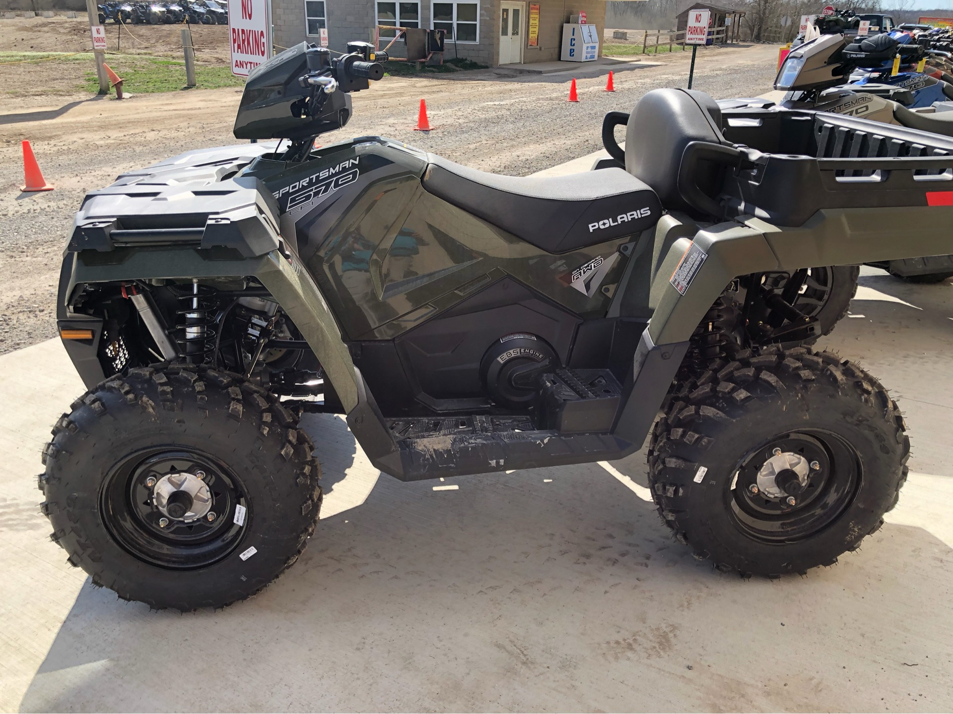 2020 Polaris Sportsman X2 570 in Attica, Indiana - Photo 3