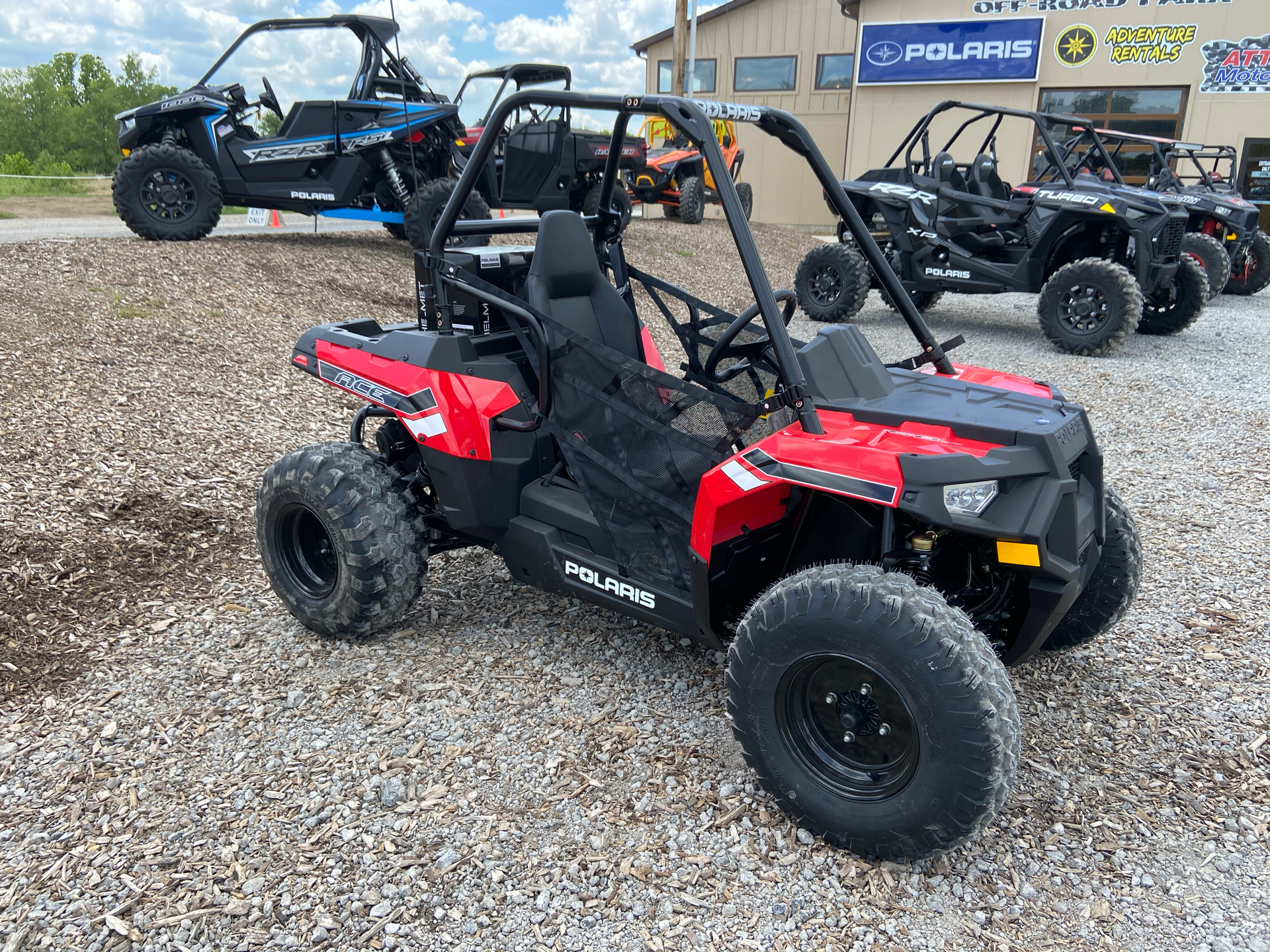 2019 Polaris Ace 150 EFI in Attica, Indiana - Photo 1