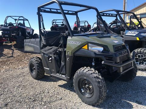 2020 Polaris Ranger 500 in Attica, Indiana - Photo 1