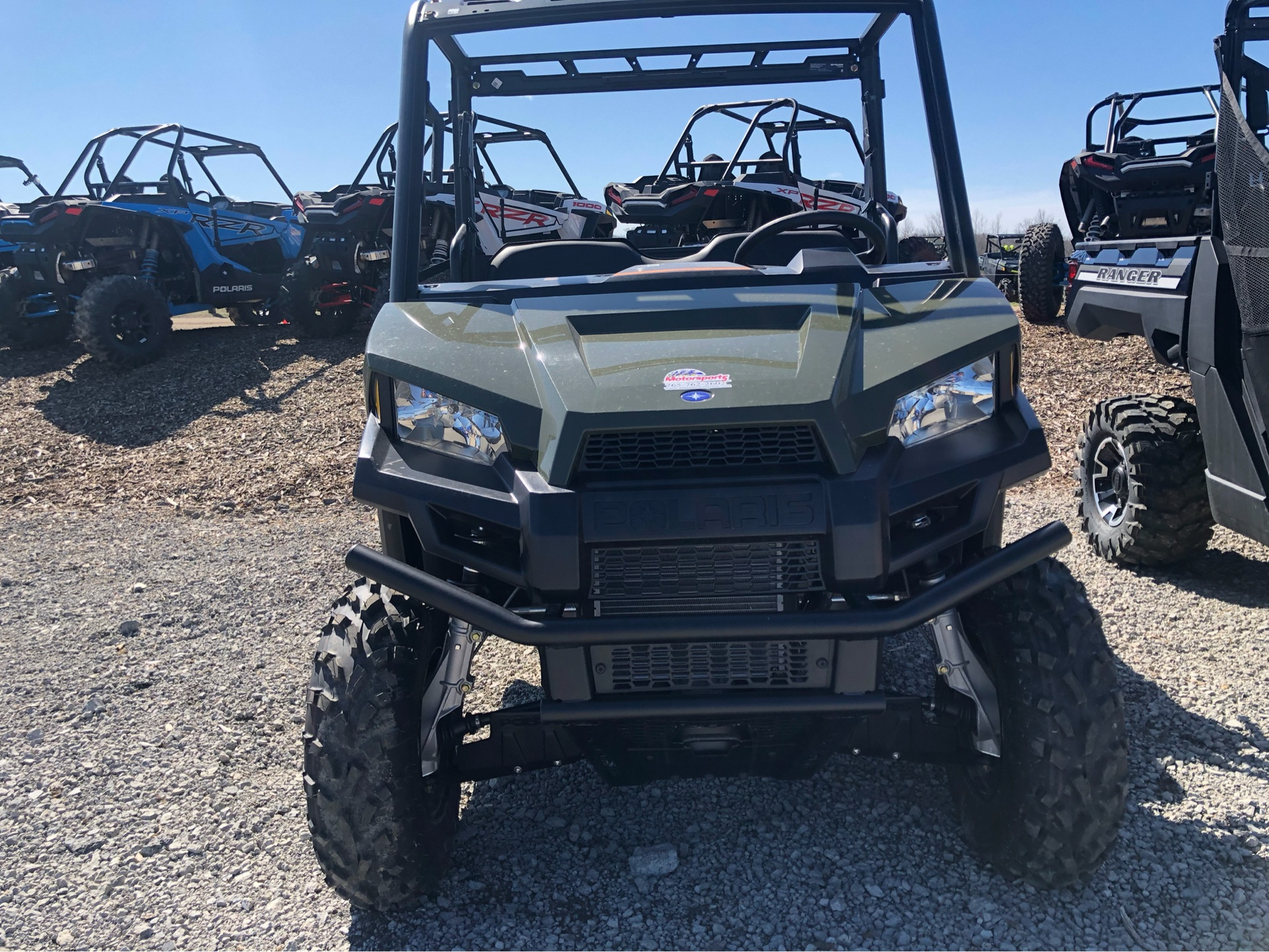 2020 Polaris Ranger 500 in Attica, Indiana - Photo 2
