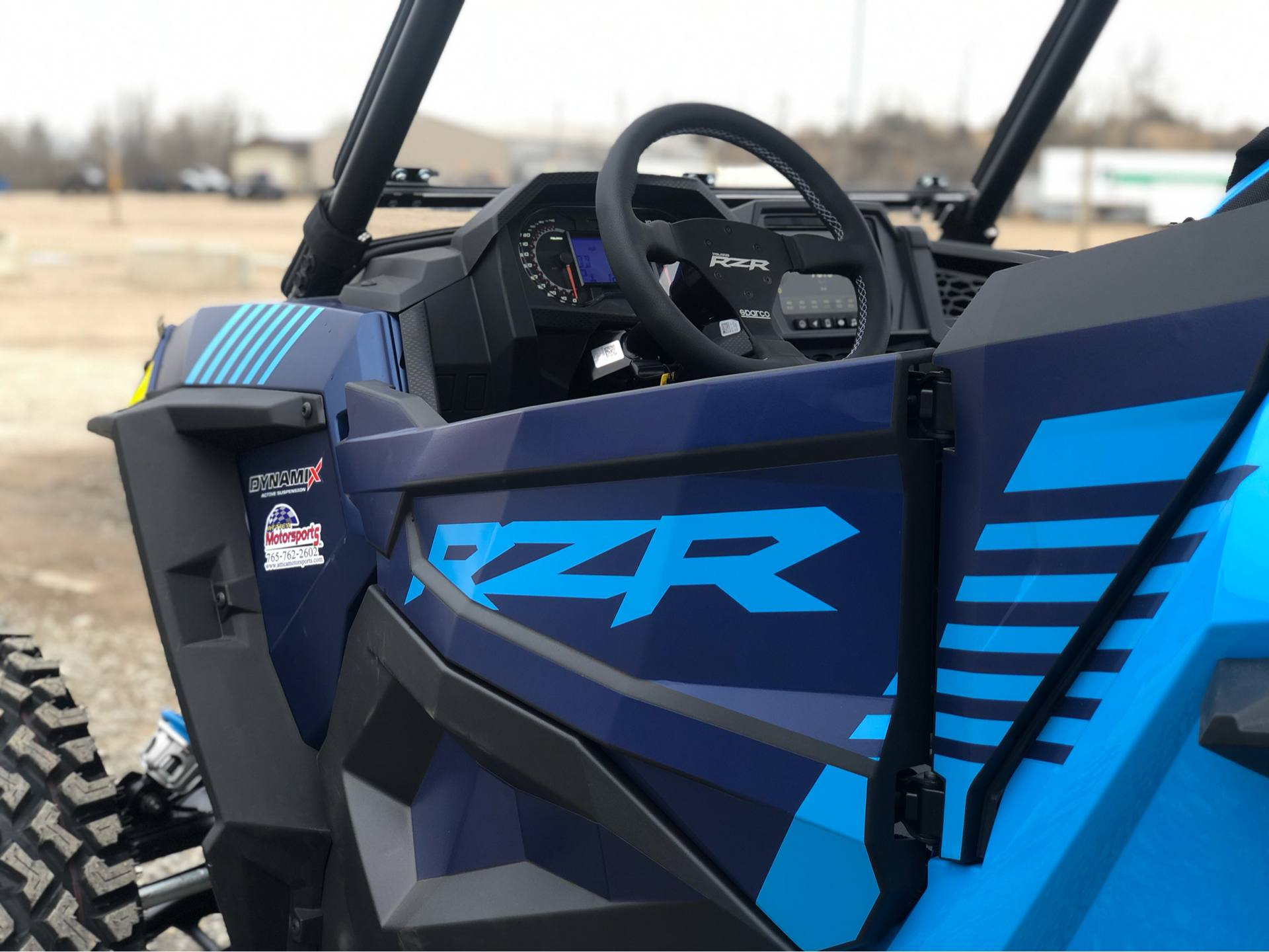 2020 Polaris RZR XP Turbo S in Attica, Indiana - Photo 14