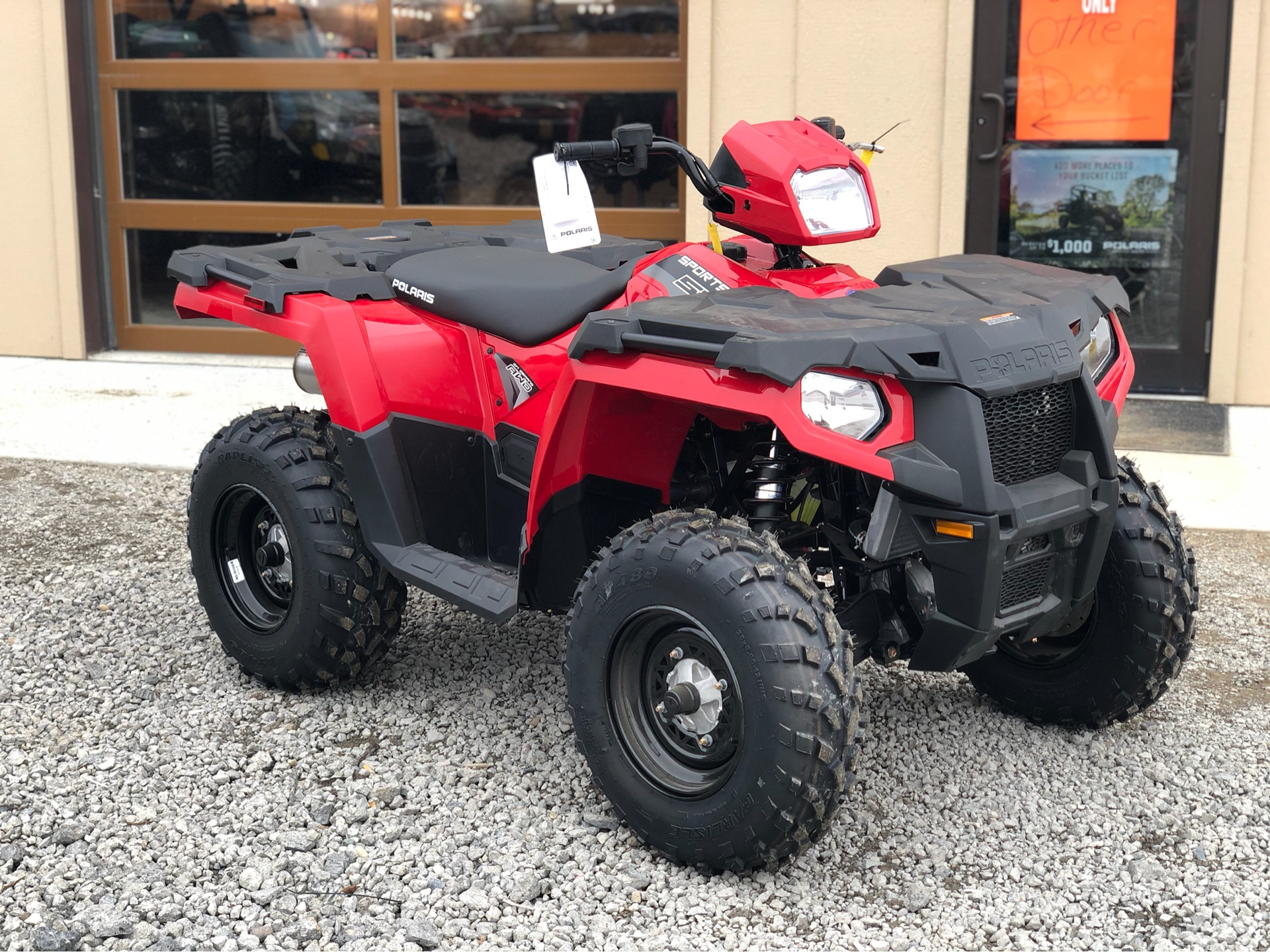 2020 Polaris Sportsman 570 in Attica, Indiana - Photo 1