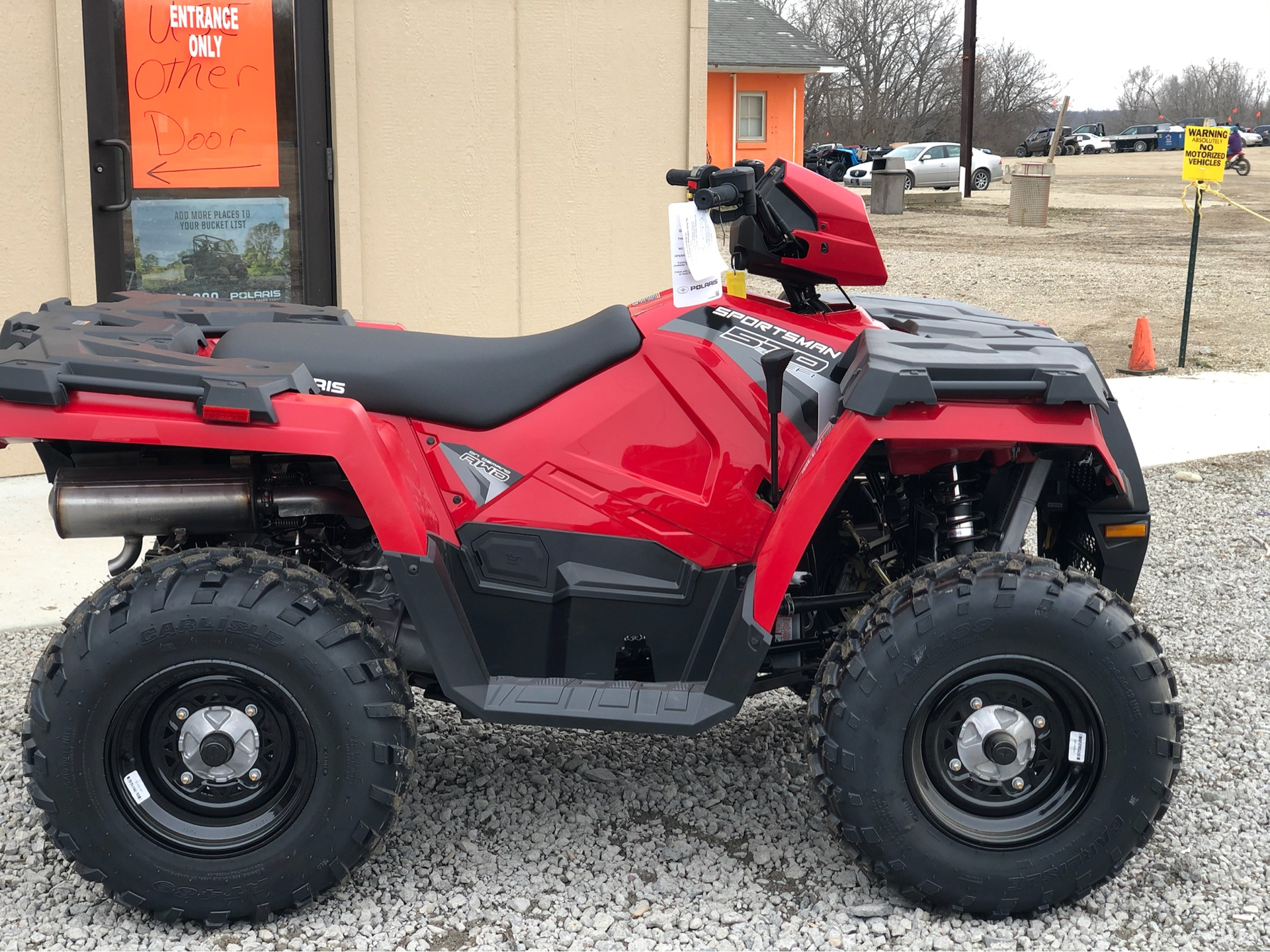 2020 Polaris Sportsman 570 in Attica, Indiana - Photo 2