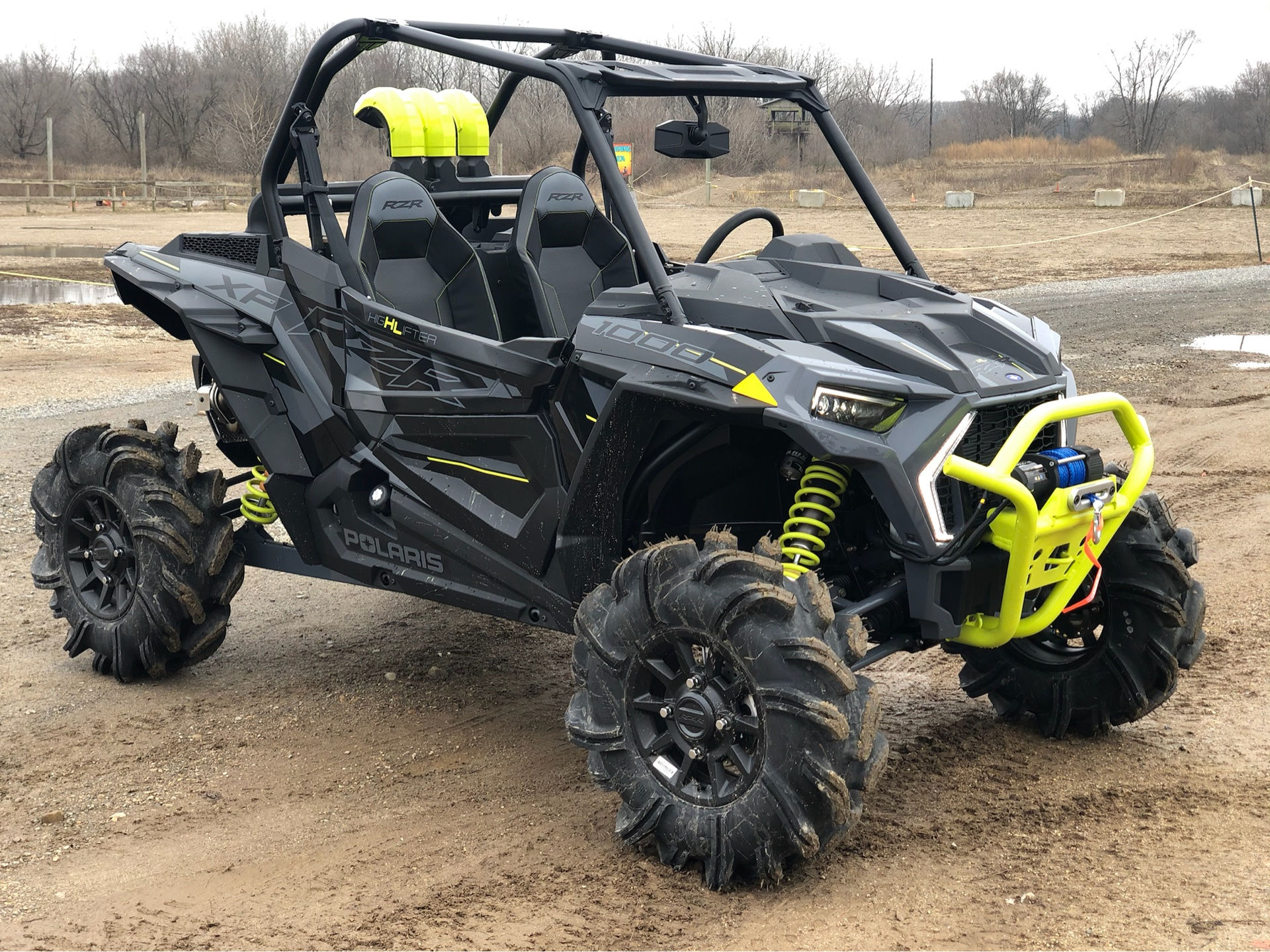 2020 Polaris RZR XP 1000 High Lifter in Attica, Indiana - Photo 8