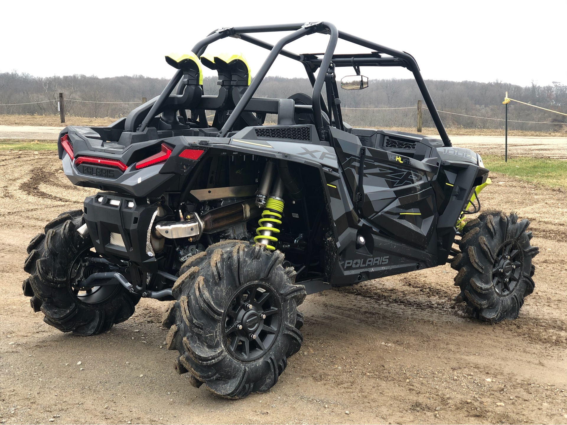 2020 Polaris RZR XP 1000 High Lifter in Attica, Indiana - Photo 2