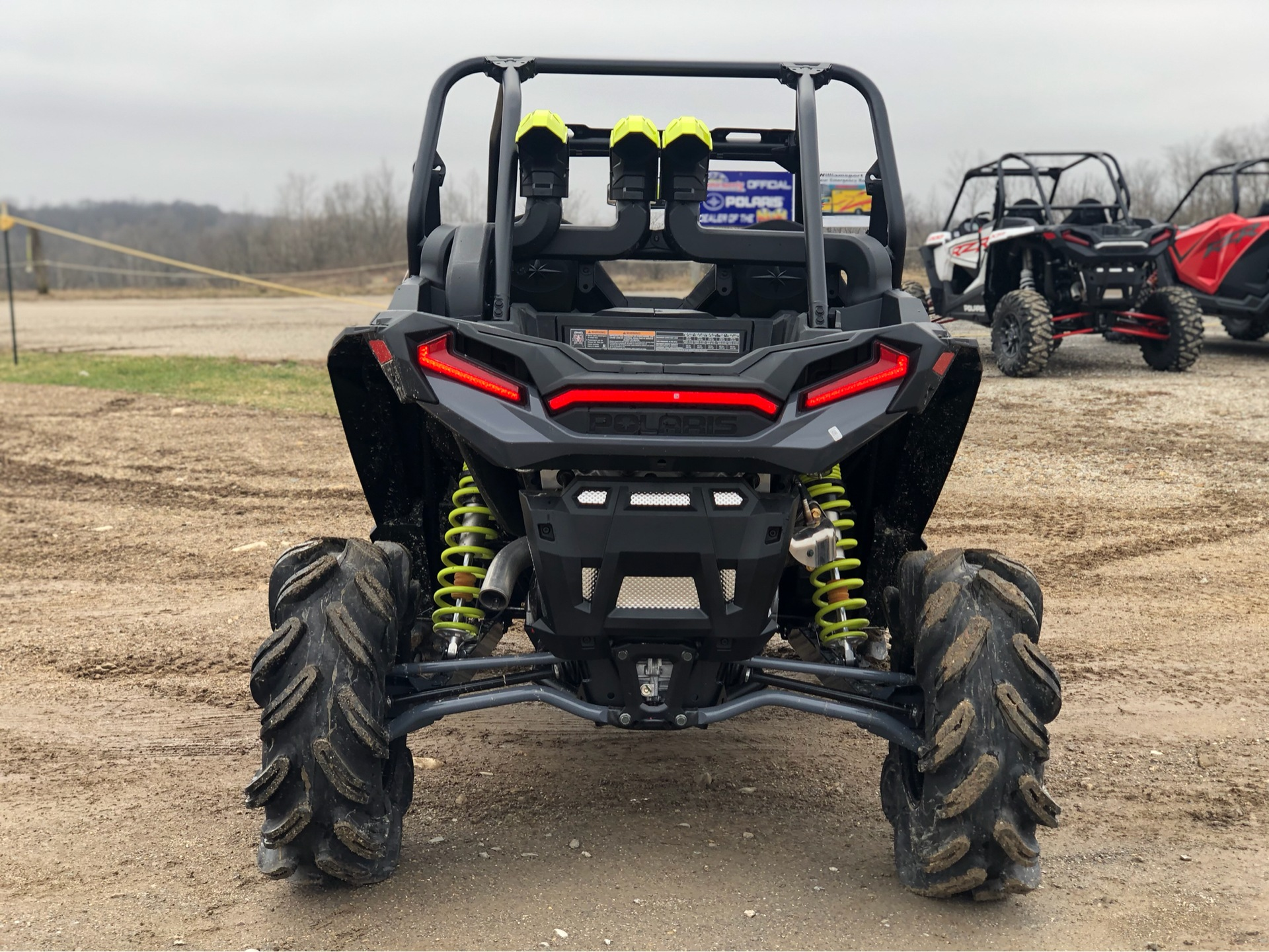 2020 Polaris RZR XP 1000 High Lifter in Attica, Indiana - Photo 9