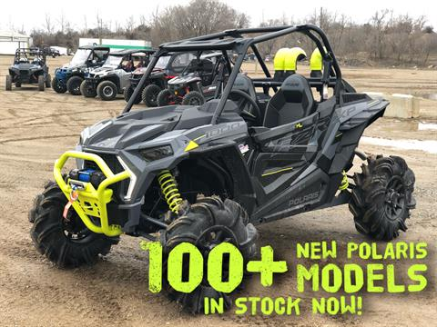 2020 Polaris RZR XP 1000 High Lifter in Attica, Indiana - Photo 1
