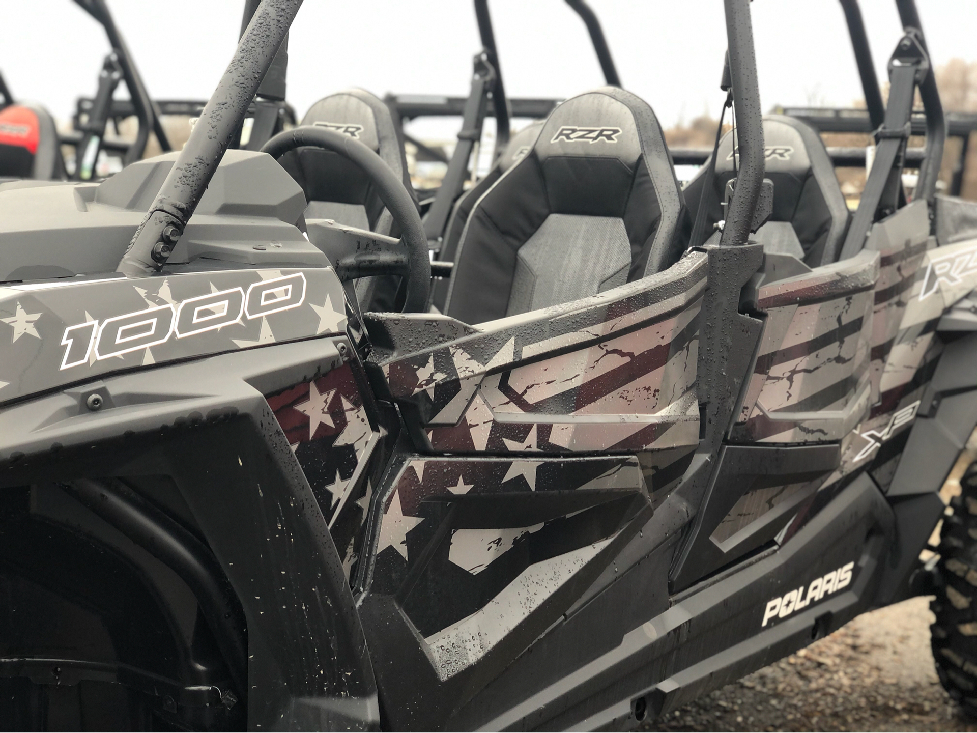 2020 Polaris RZR XP 4 1000 Limited Edition in Attica, Indiana - Photo 2