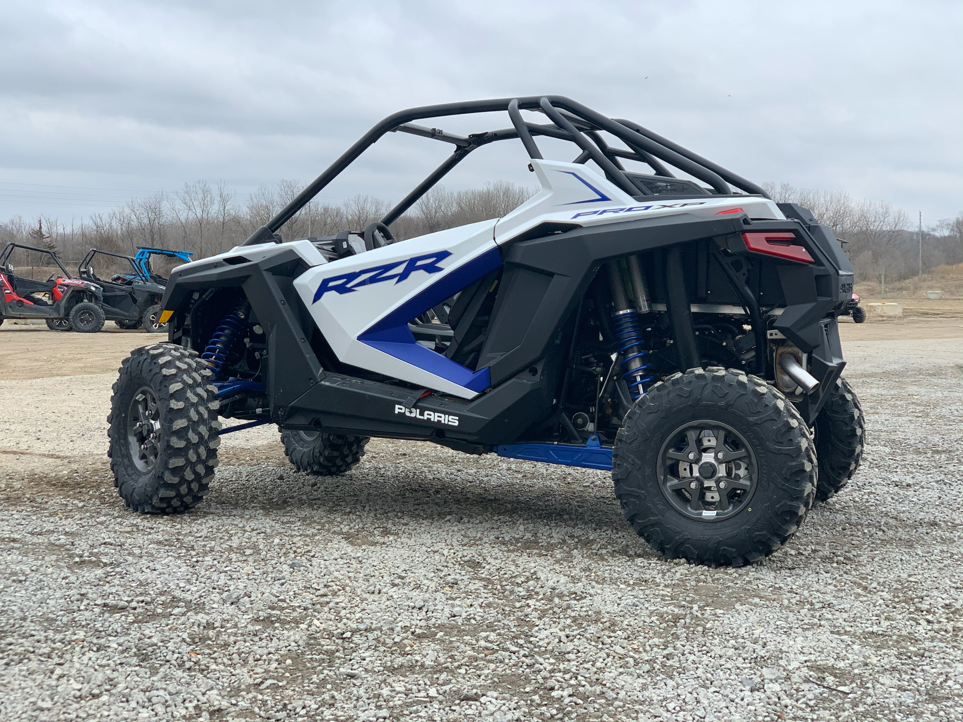 2020 Polaris RZR Pro XP Premium in Attica, Indiana - Photo 1
