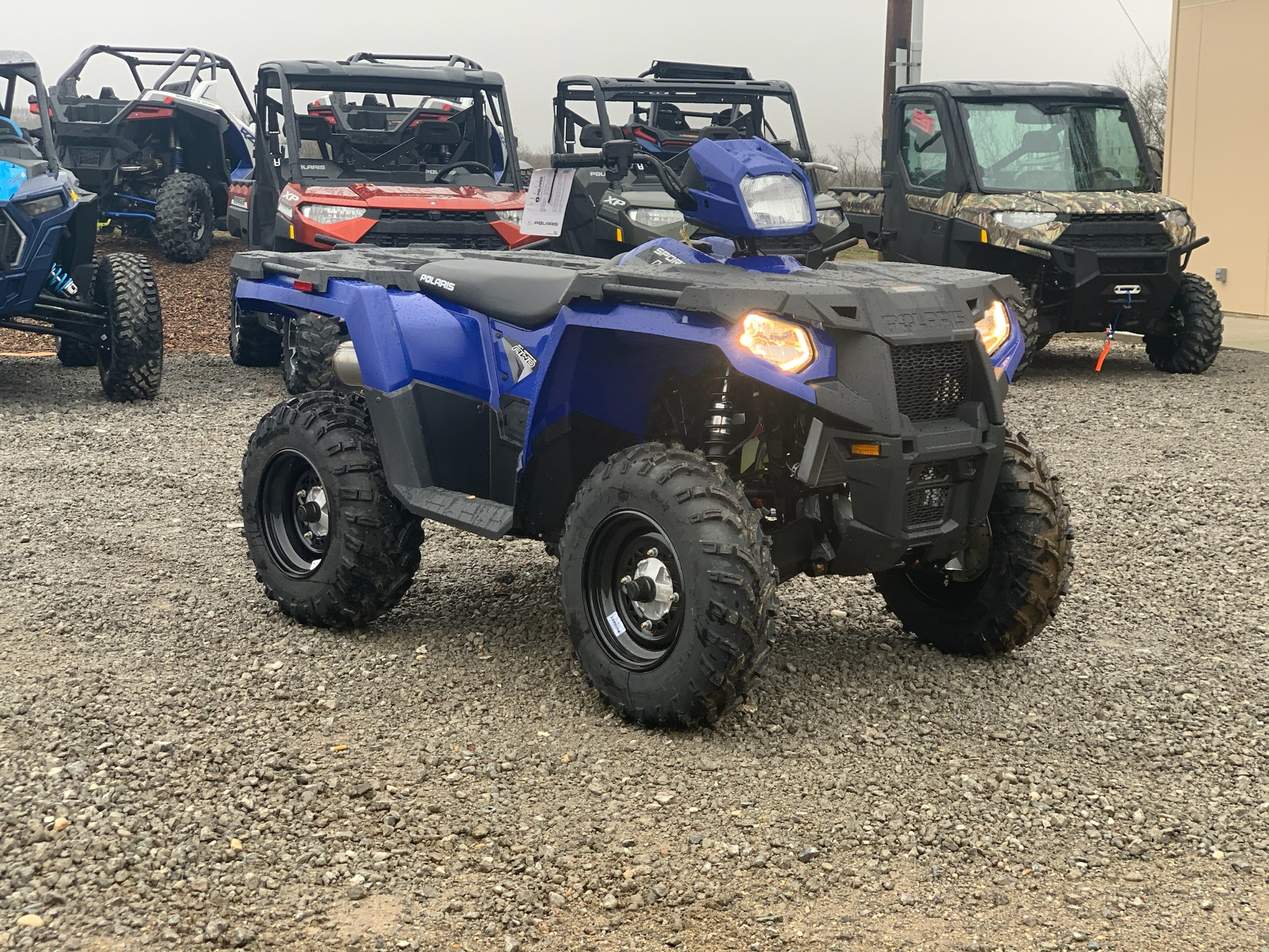 2020 Polaris Sportsman 450 H.O. in Attica, Indiana - Photo 4