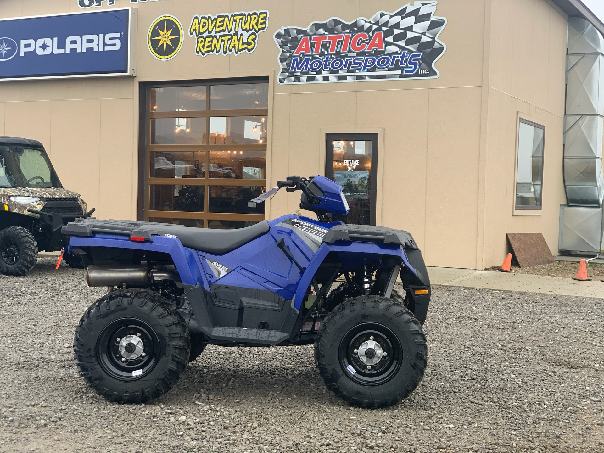 2020 Polaris Sportsman 450 H.O. in Attica, Indiana - Photo 1