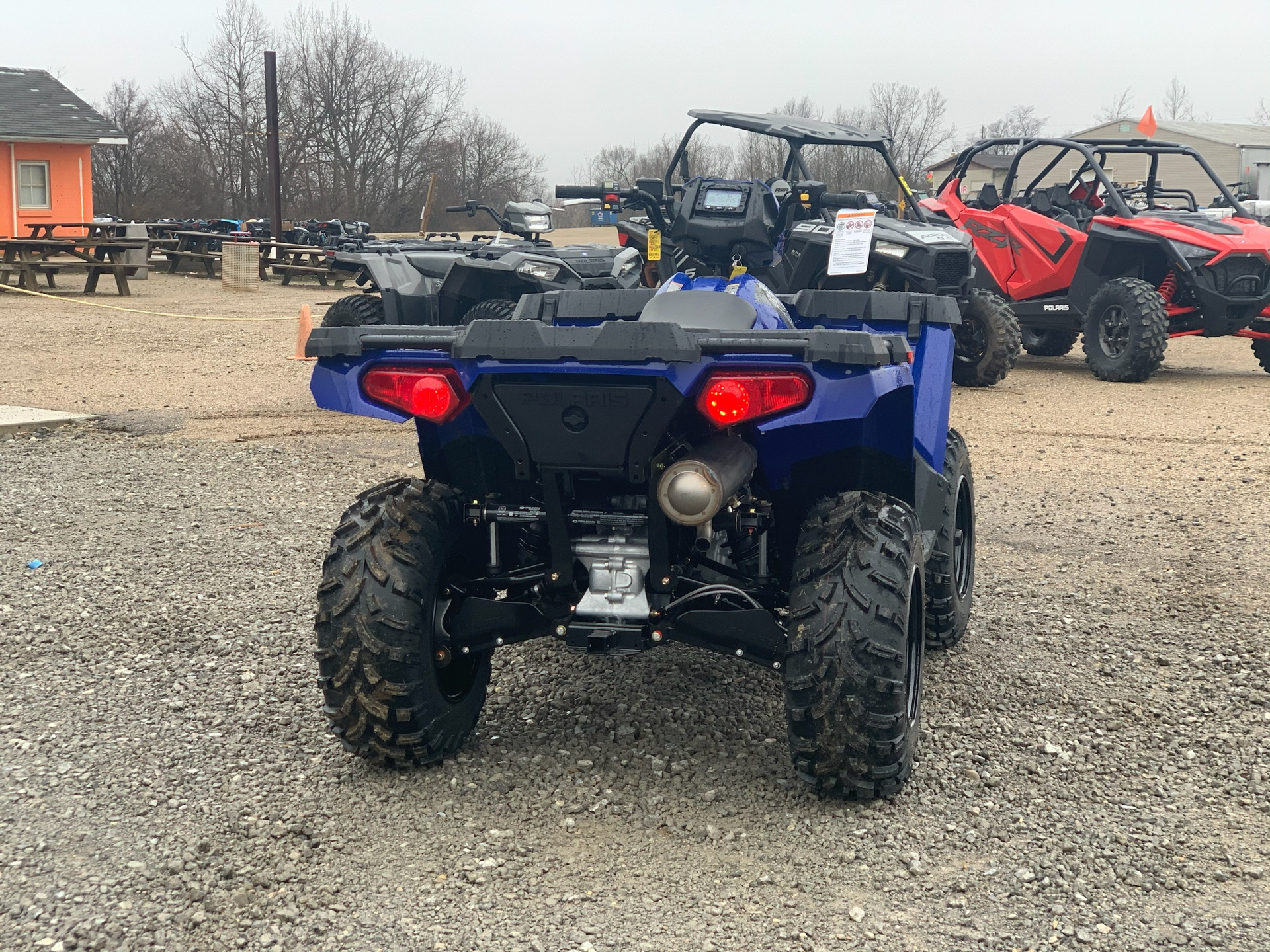 2020 Polaris Sportsman 450 H.O. in Attica, Indiana - Photo 6