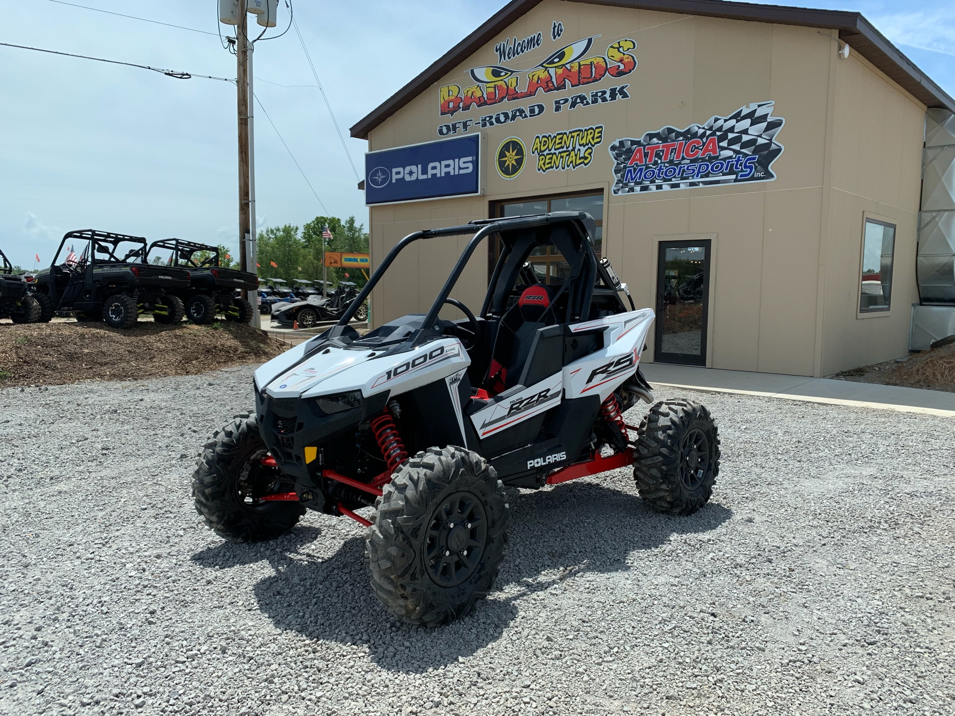 2019 Polaris RZR RS1 in Attica, Indiana - Photo 1