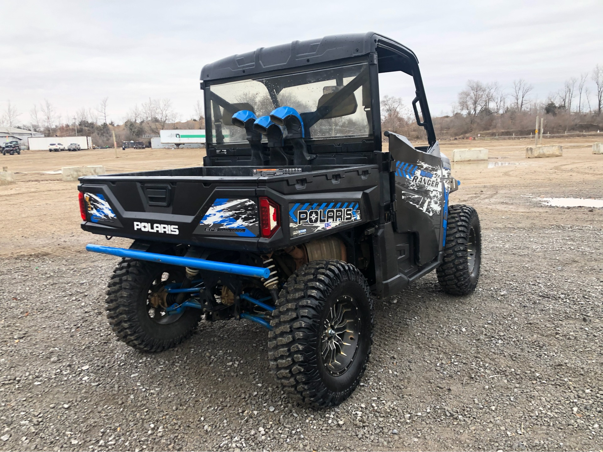 2017 Polaris Ranger XP 1000 EPS High Lifter Edition in Attica, Indiana - Photo 4