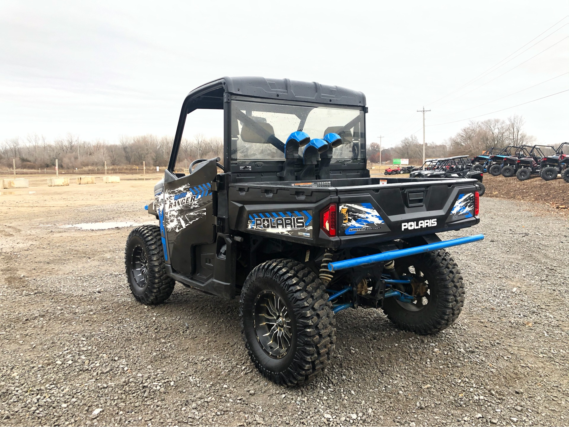 2017 Polaris Ranger XP 1000 EPS High Lifter Edition in Attica, Indiana - Photo 6