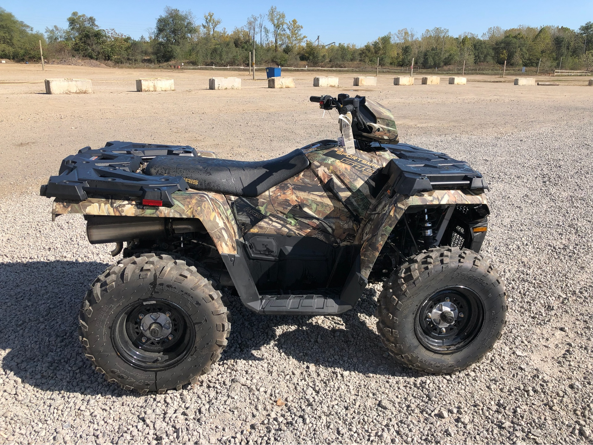 2019 Polaris Sportsman 570 EPS Camo in Attica, Indiana - Photo 5