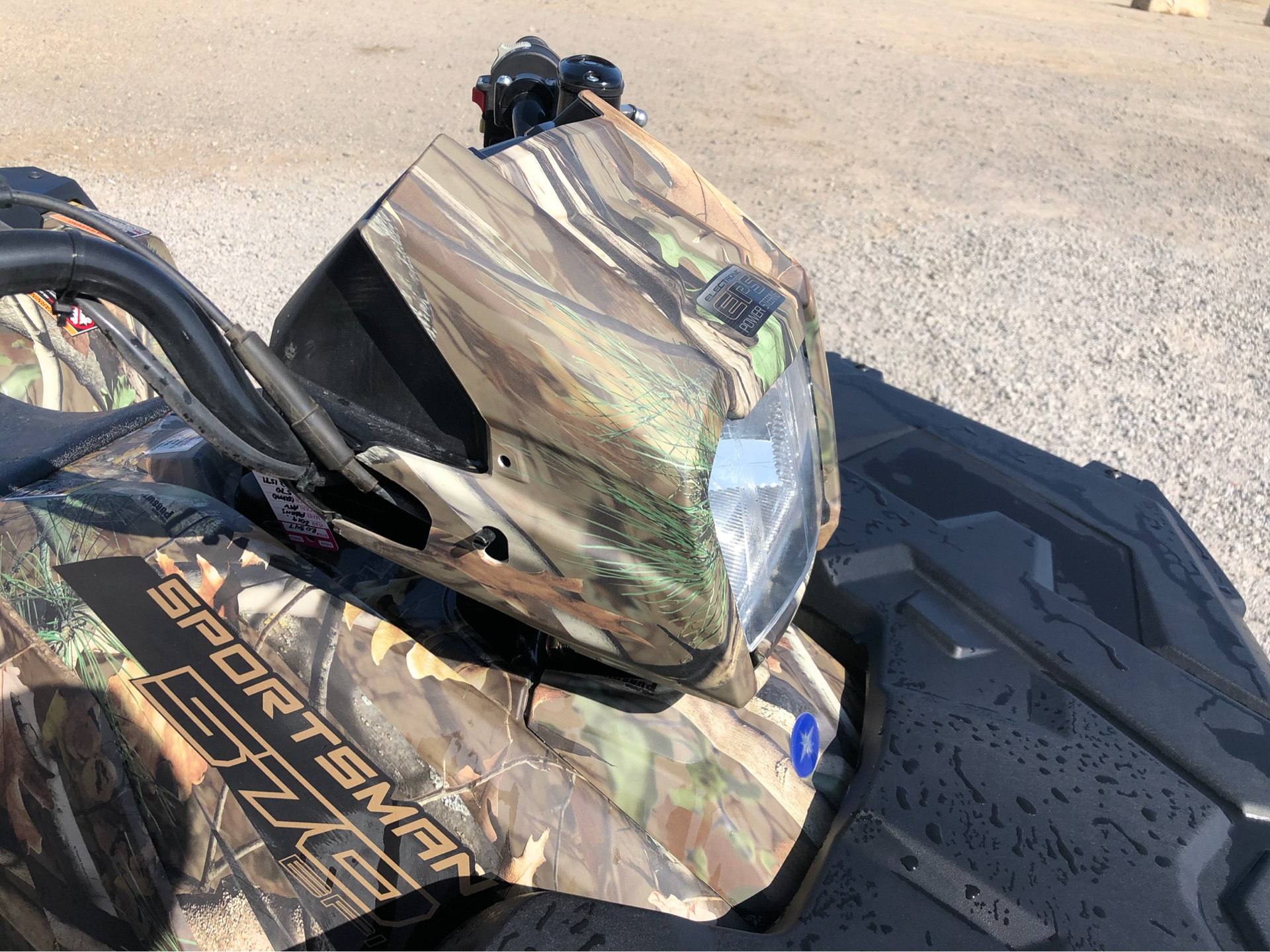 2019 Polaris Sportsman 570 EPS Camo in Attica, Indiana - Photo 7