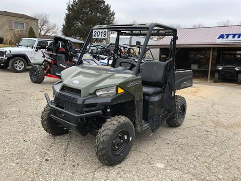2019 Polaris Ranger 500 in Attica, Indiana