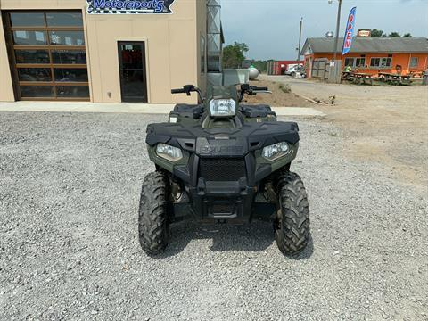 2018 Polaris Sportsman 450 H.O. in Attica, Indiana - Photo 2
