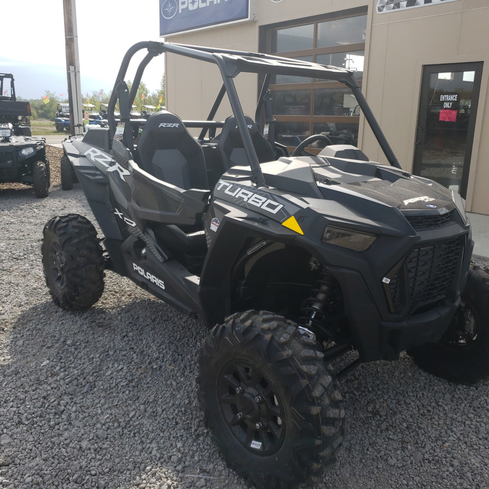 2020 Polaris RZR XP Turbo in Attica, Indiana - Photo 1