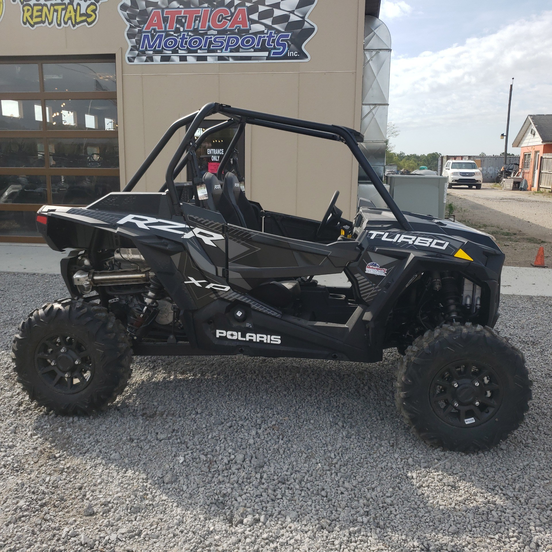 2020 Polaris RZR XP Turbo in Attica, Indiana - Photo 2