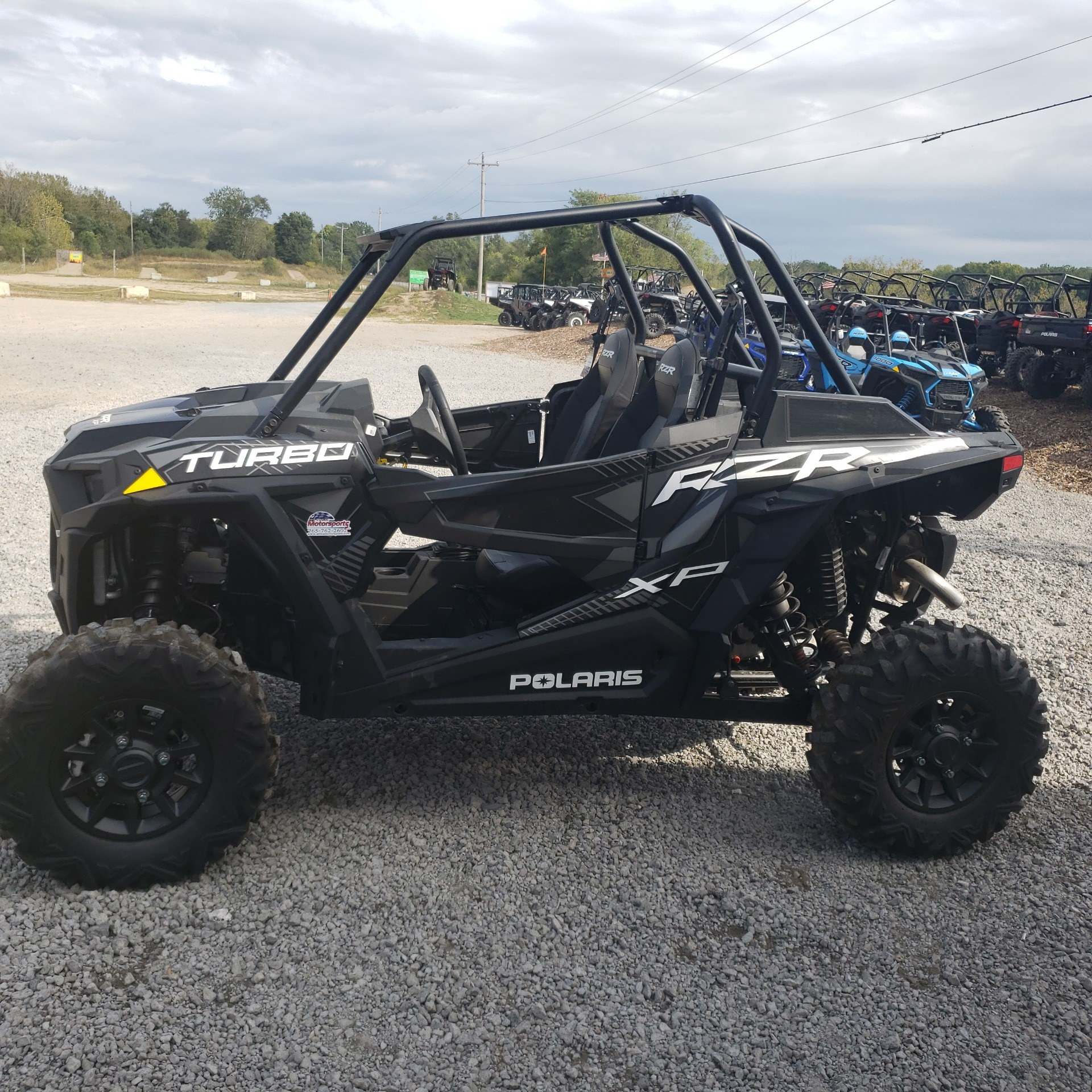 2020 Polaris RZR XP Turbo in Attica, Indiana - Photo 6