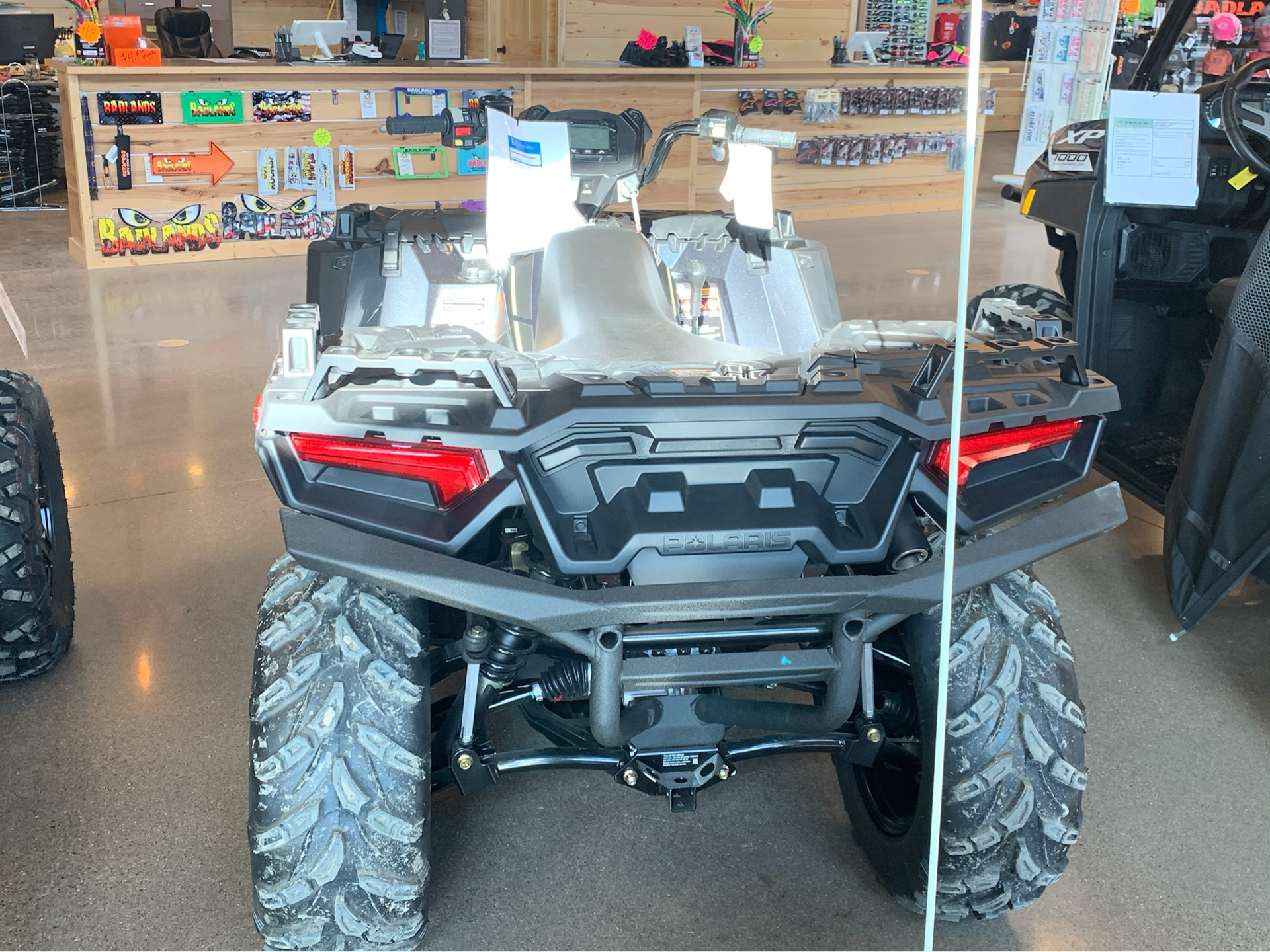 2019 Polaris Sportsman 850 SP Premium in Attica, Indiana - Photo 3