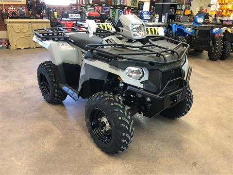 2019 Polaris Sportsman 450 H.O. Utility Edition in Attica, Indiana