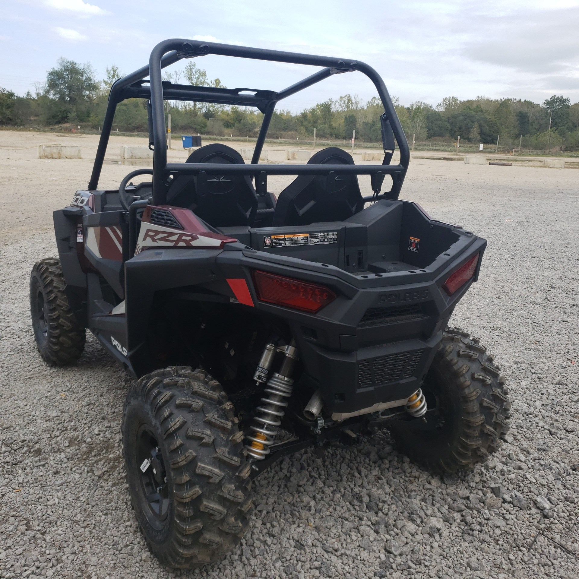 2020 Polaris RZR S 900 Premium in Attica, Indiana - Photo 4