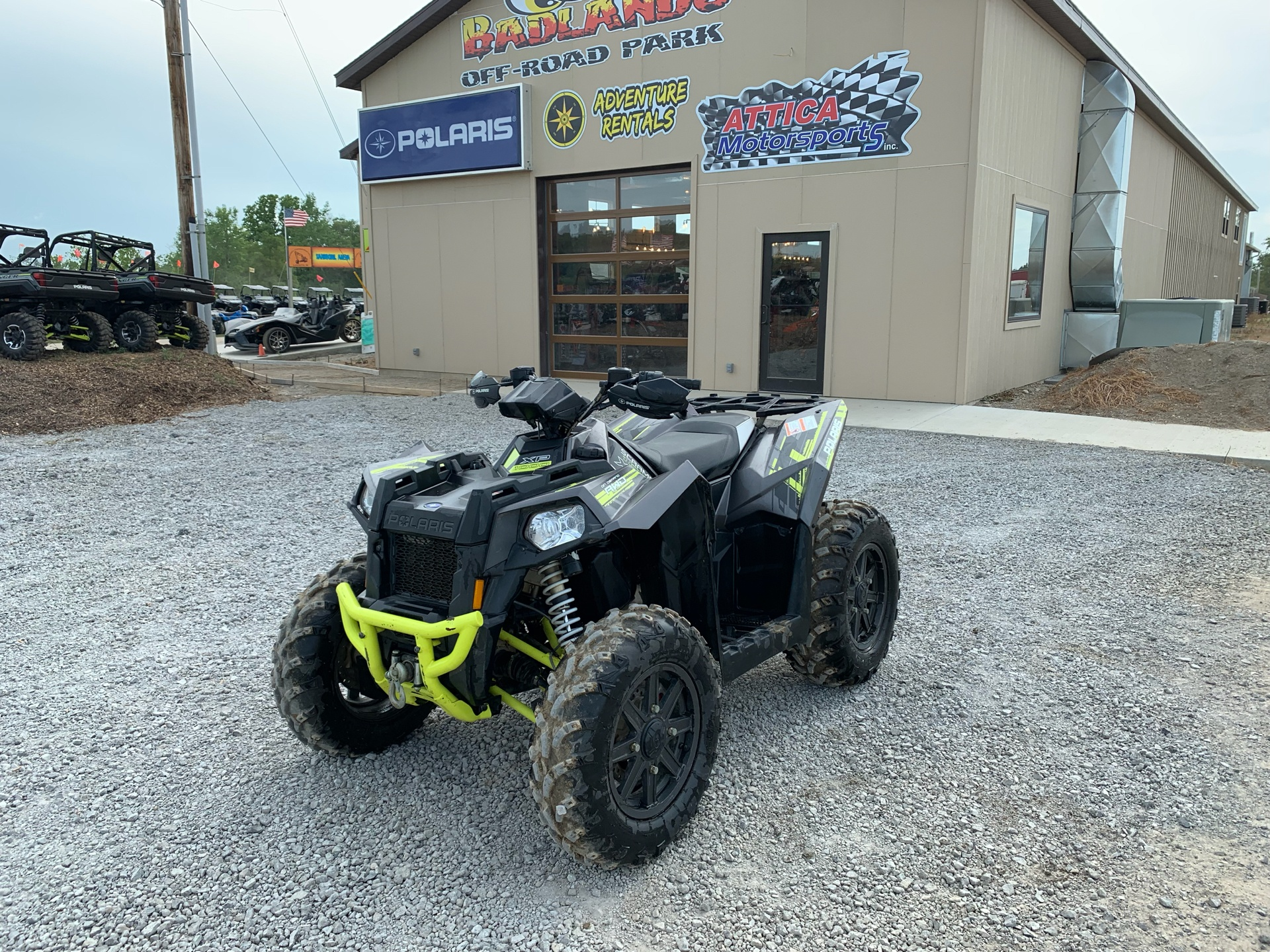 2016 Polaris Scrambler XP 1000 in Attica, Indiana - Photo 1
