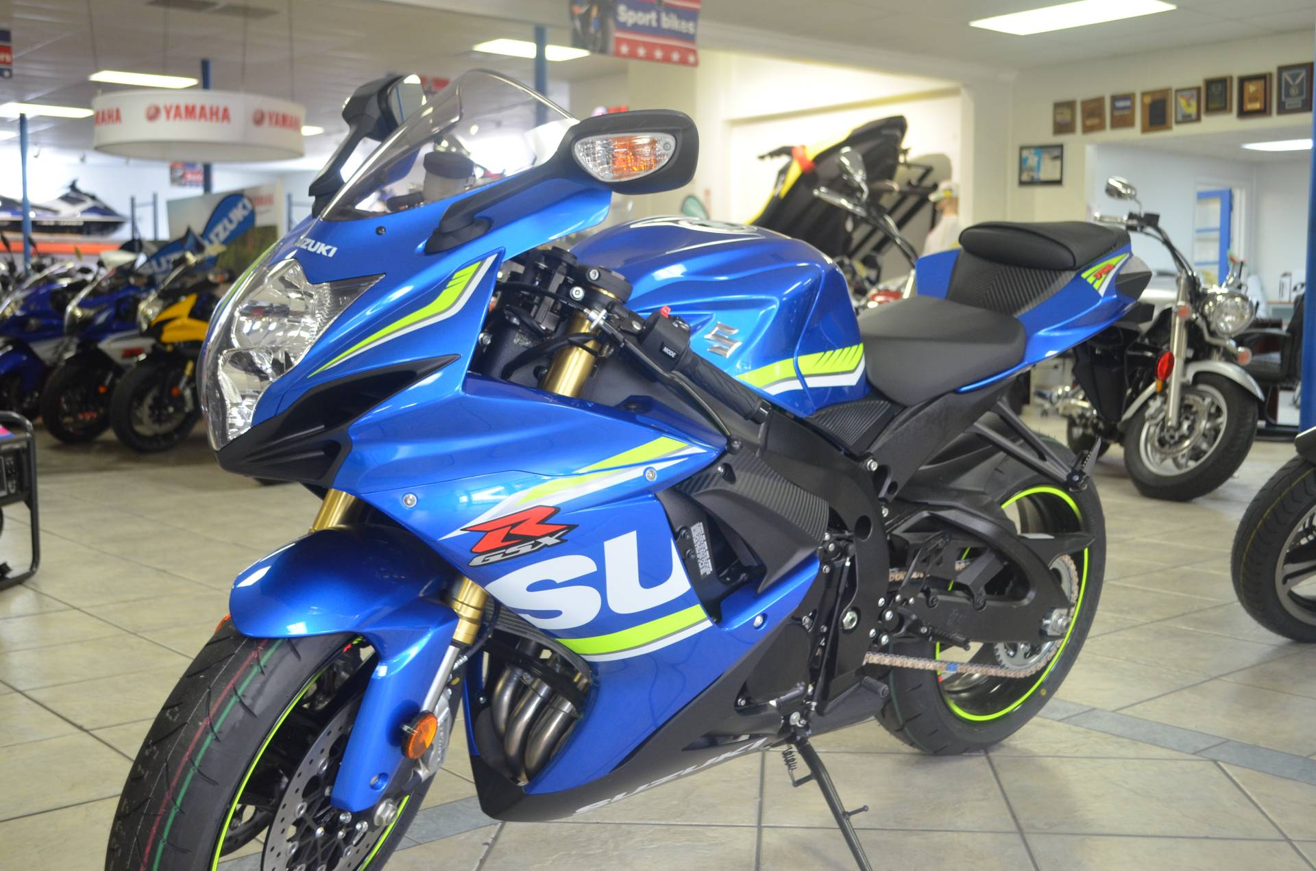 2017 Suzuki GSX-R750 in Miami, Florida