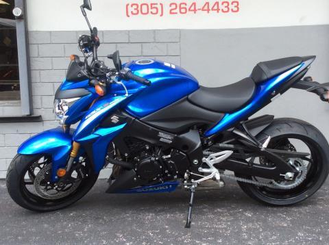 2016 Suzuki GSX-S1000 ABS in Miami, Florida