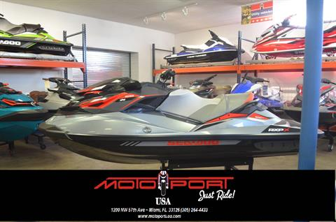 2018 Sea-Doo RXP-X 300 in Miami, Florida