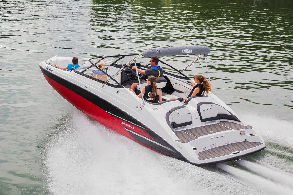 2017 Yamaha SX210 Power Boats Inboard Miami Florida