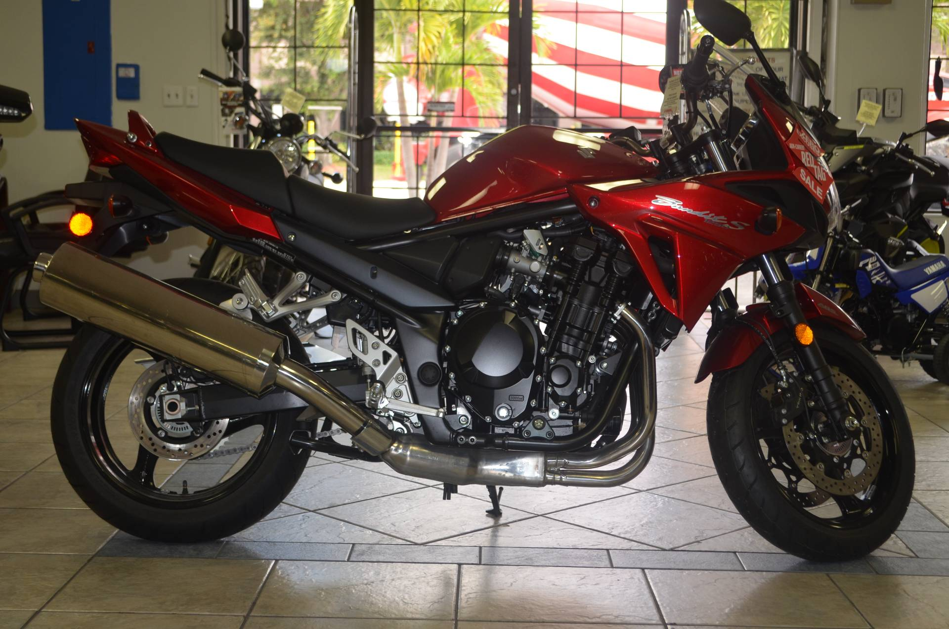 2016 Suzuki Bandit 1250S ABS in Miami, Florida