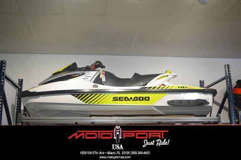 2017 Sea-Doo RXT-X 300 in Miami, Florida