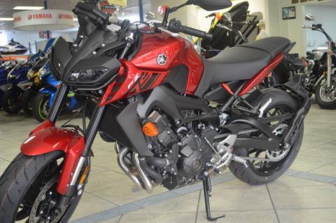 2017 Yamaha FZ-09 in Miami, Florida