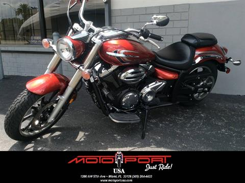 2015 Yamaha V Star 950 in Miami, Florida