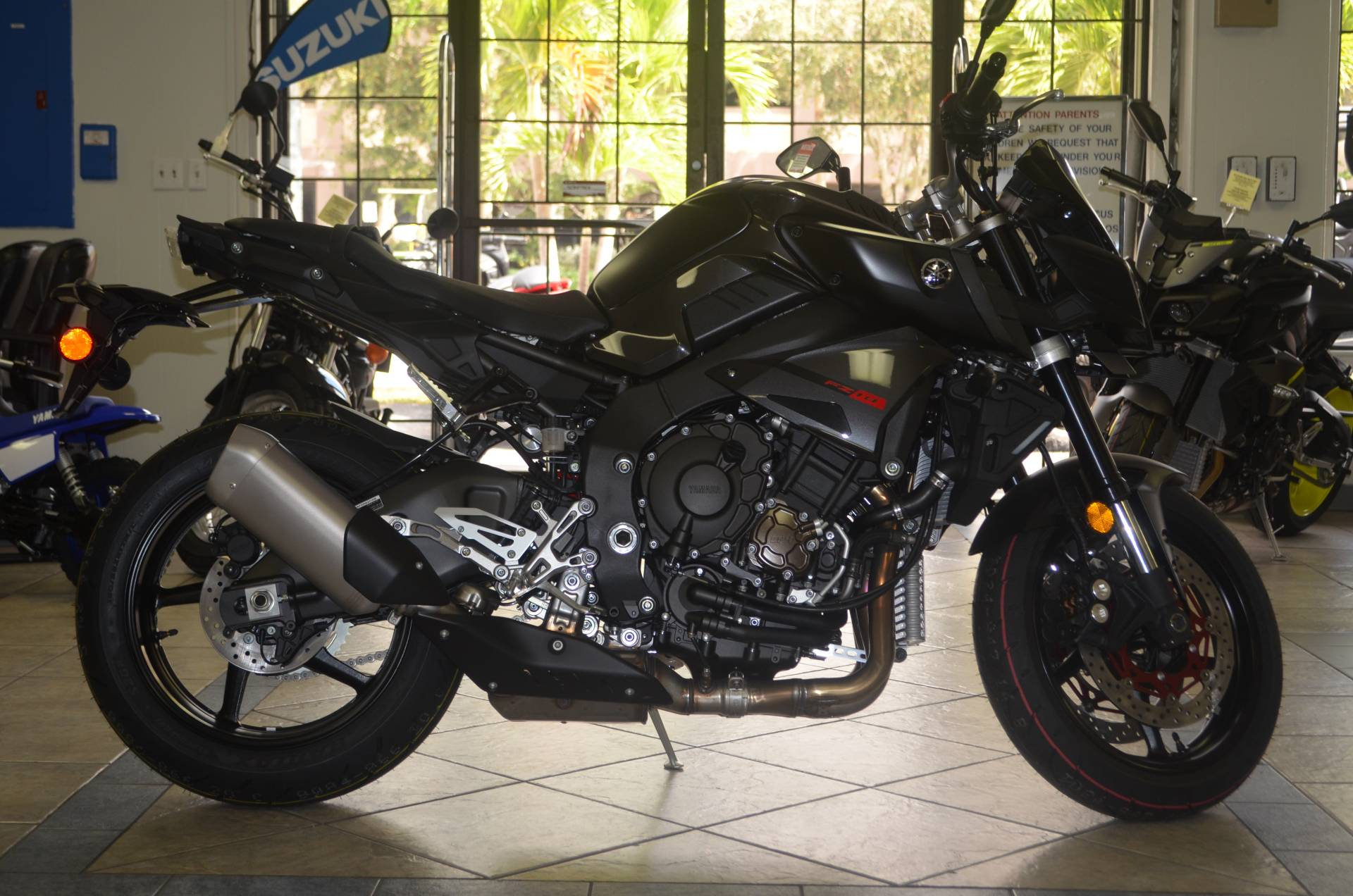 2017 Yamaha FZ-10 in Miami, Florida