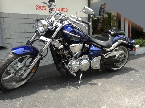 2014 Yamaha Raider S in Miami, Florida
