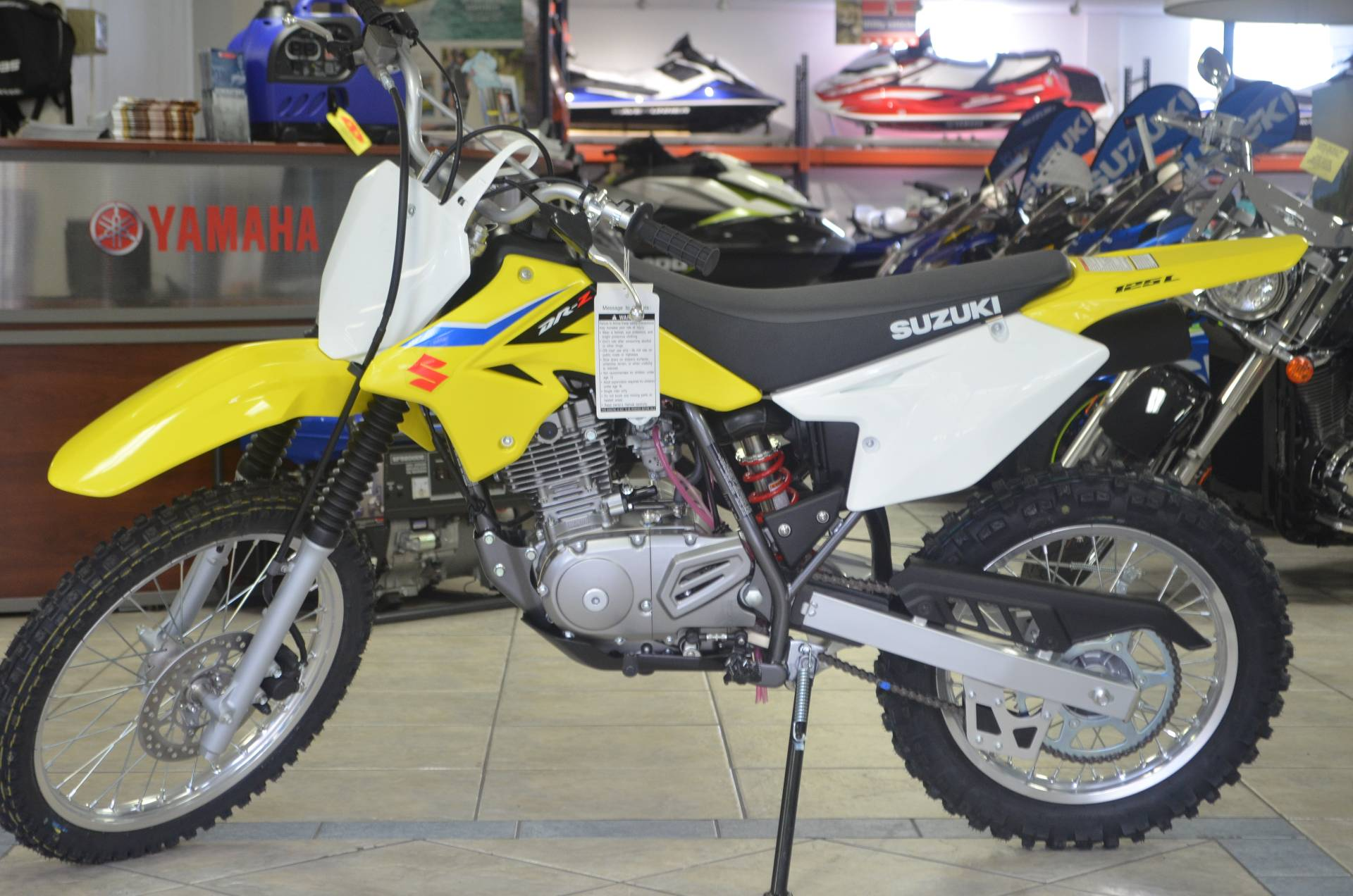 2018 Suzuki DR-Z125L in Miami, Florida