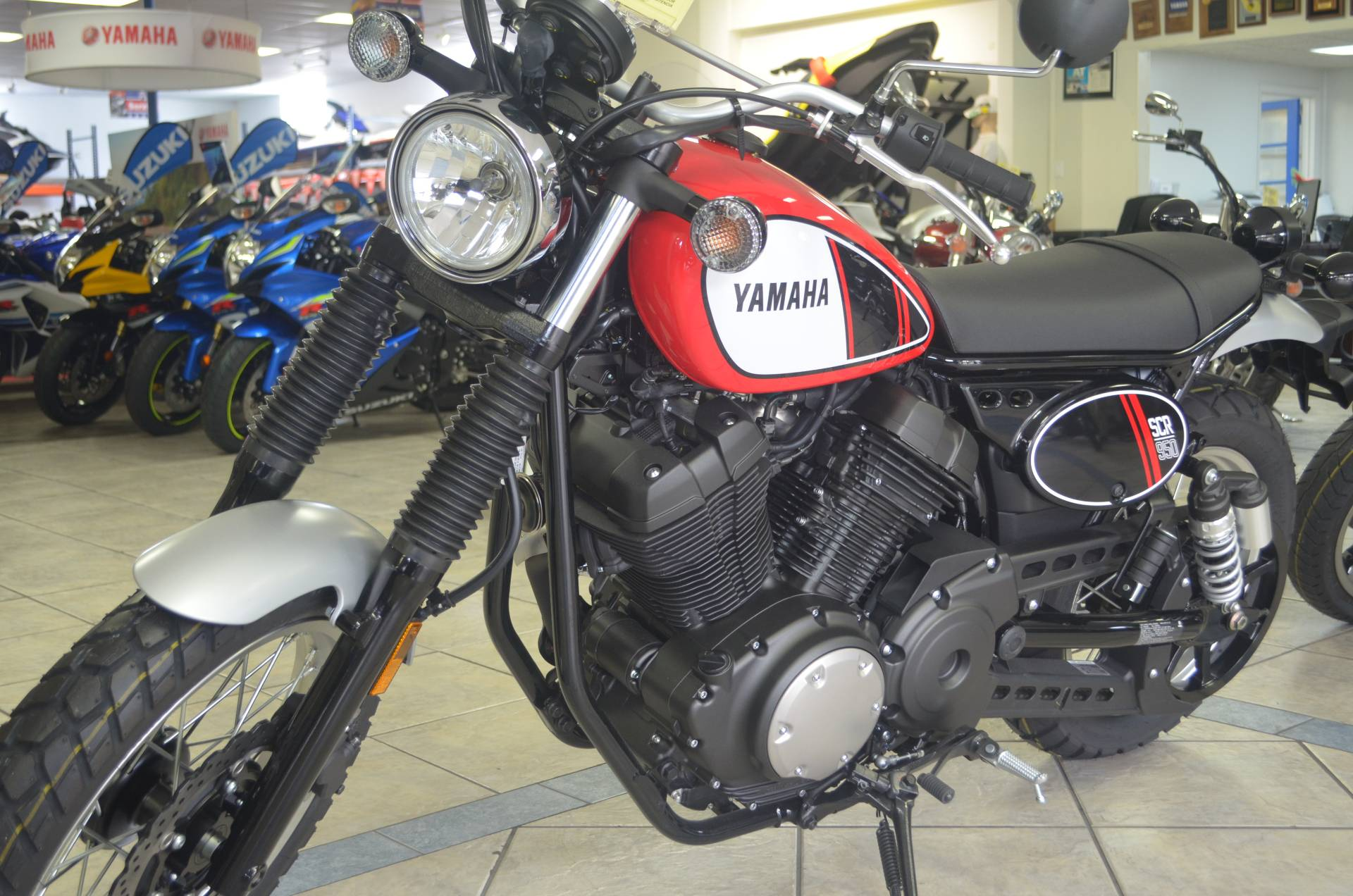 2017 Yamaha SCR950 in Miami, Florida