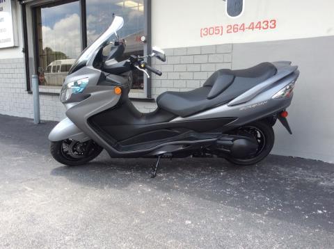 2016 Suzuki Burgman 400 ABS in Miami, Florida