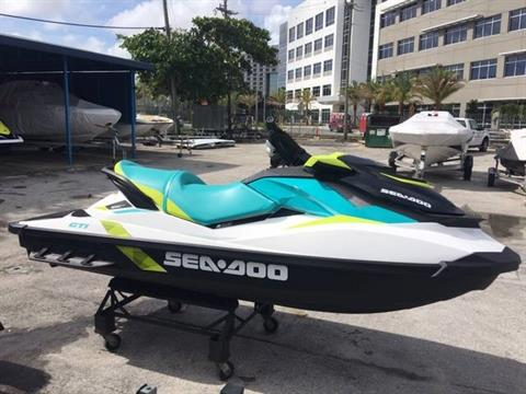 2018 Sea-Doo GTI in Miami, Florida