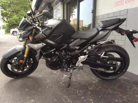 2015 Suzuki GSX-S750 in Miami, Florida