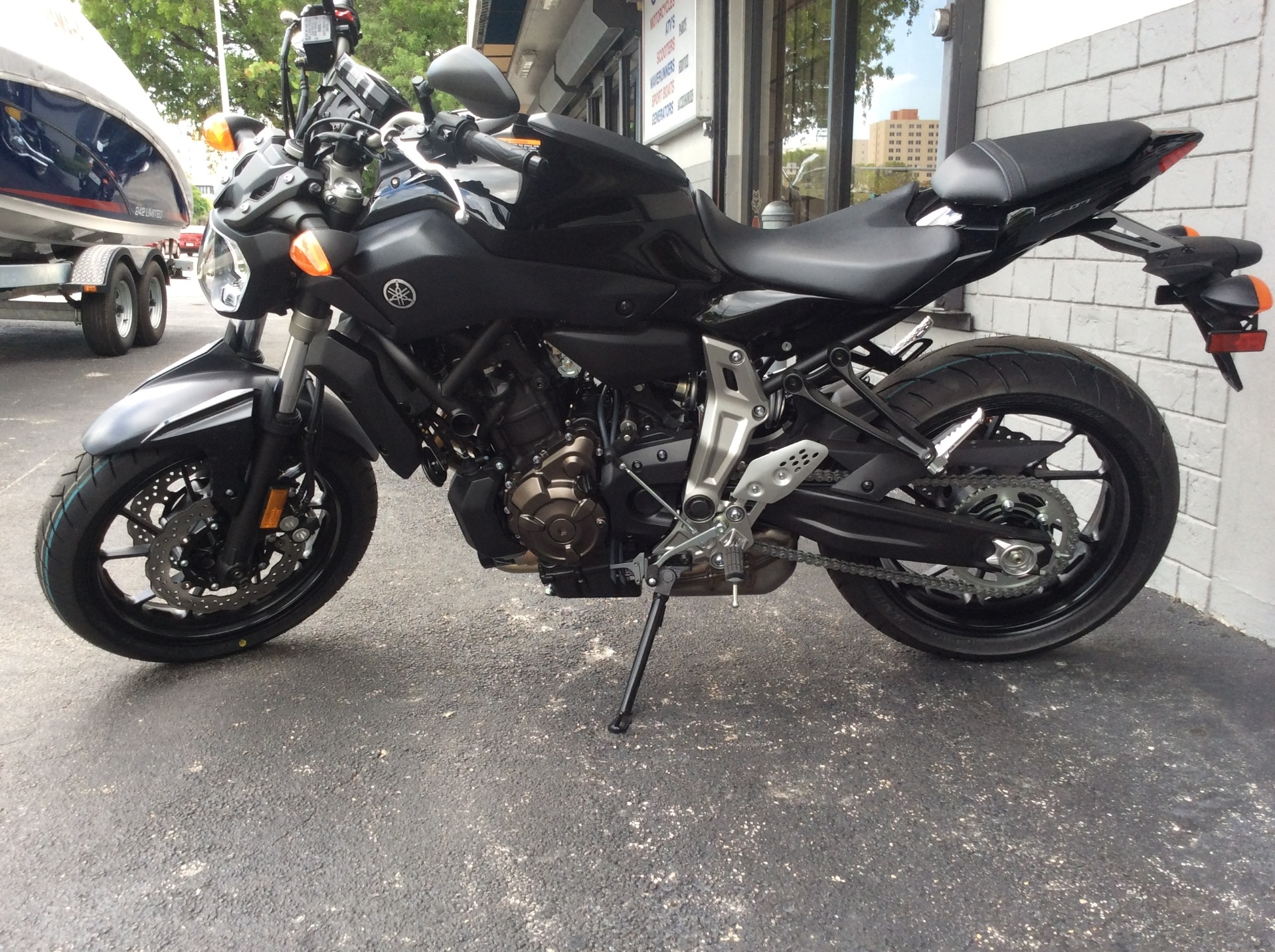 2016 Yamaha FZ-07 in Miami, Florida
